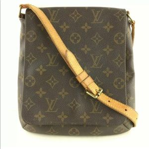 Louis Vuitton Musette Short Strap Bag